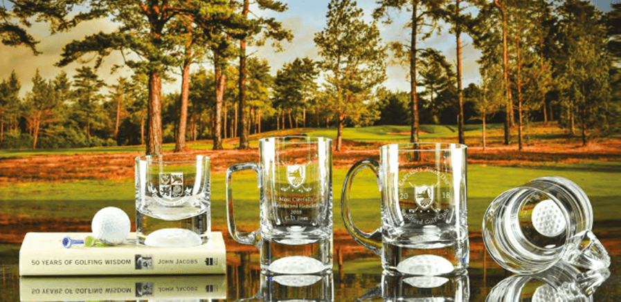Click here to view our range of golf crystal