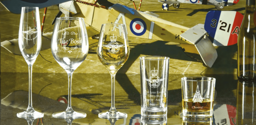 Click here to view our range of military crystal