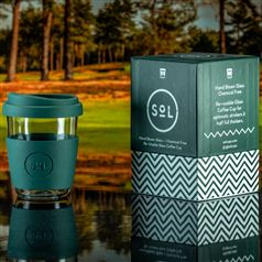 Medium Sol Cup - Deep Sea Green - 355 ml, 12oz