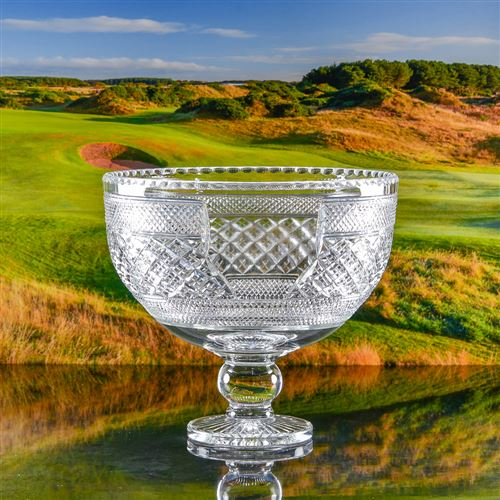 Engraved Crystal York Bowl