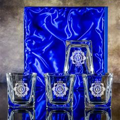 Admittable Tumblers set of four in a beautiful presentation box