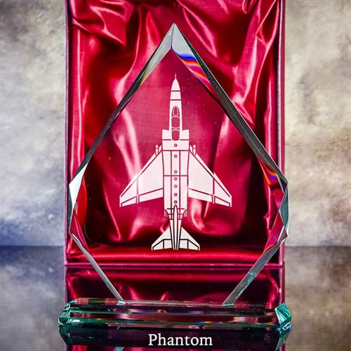 Phantom Aircraft Typhoon Plaque