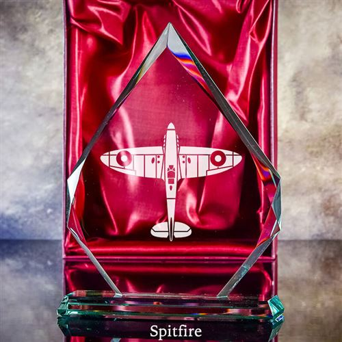 Spitfire Aircraft Typhoon Plaque