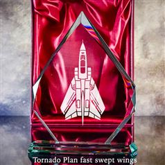 Tornado Fast Swept Wings Aircraft