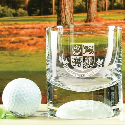 Golf Ball Bottom Tumbler