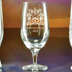 Large Gala Glass