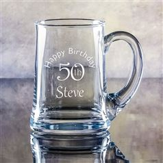 Pint Bowed Tankard