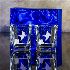 Presentation Boxed Pair of Admittable Tumblers