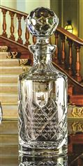 Burleigh Cut Decanter